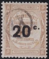 France   .    Yvert      .         Taxe   49       .          O              .             Oblitéré - Postage Due