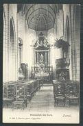 +++ CPA - ZOERSEL - Binnenzicht Der Kerk   // - Zoersel