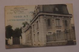 Louveciennes - Entrée Du Château De La Du Barry Rue De La Machine - Louveciennes