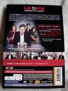 Dvd Zone 2 Lie To Me - Saison 1 (2008) Vf+Vostfr - TV-Reeksen En Programma's