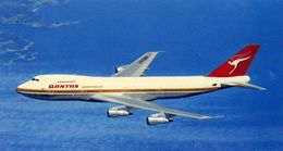 AVIONS / AEROPORT   /  L 23   / QANTAS AIRWAYS        /     CPM / CPSM  9 X 14 - 1946-....: Moderne