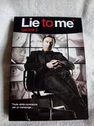 Dvd Zone 2 Lie To Me - Saison 2 (2009) Vf+Vostfr - TV-Reeksen En Programma's