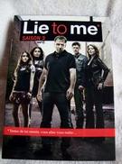 Dvd Zone 2 Lie To Me - Saison 3 (2010)  Vf+Vostfr - TV-Reeksen En Programma's