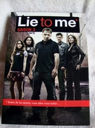 Dvd Zone 2 Lie To Me - Saison 3 (2010)  Vf+Vostfr - Séries Et Programmes TV