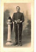 CPA N°5216 - CARTE PHOTO H. GUILLON SAUMUR - Personnages