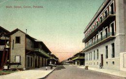 SIXTH STREET COLON PANAMA - Panamá