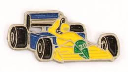 Pin's BENETTON - La Formule 1 - Benetton - G693 - F1