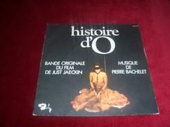 MUSIQUE PIERRE BACHELET  °°  BO  DU FILM  HISTOIRE D'O - Soundtracks, Film Music