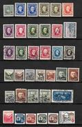 SLOVAQUIE - SLOVENSKO  - ETAT SLOVAQUE - NEUFS ET OBLITERES 1939/42 - 36 TIMBRES - Collections, Lots & Séries