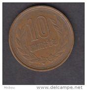 ##6, Japon, Japan, 1972, 10 Yen - Japan