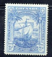 1898   400th Ann. Discovery Of America  SG 56  MH - Grenada (...-1974)