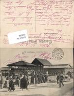 550286,Africa Maroc Casablanca Le Quartier General Solaten Kolonie - Marokko