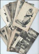 Lot De 12 CP - Jeanne D'Arc Divers - Femmes Célèbres