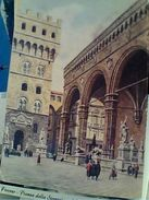 FIRENZE ILLUSTRATA  GROSSI LOGGIA LANZI  N1950  GG16141 - Firenze (Florence)