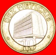 § GREAT BRITAIN: MOZAMBIQUE ★ 10 METICAIS 2006! LOW START★ NO RESERVE! - Mozambique