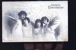 HERZLICHE OSTERWUNSCHE PHOTO CARTE - Allemagne