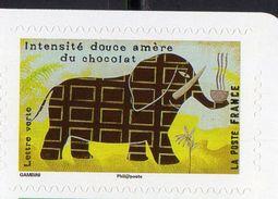 France 2017.Issu Du Carnet Le Goût.Chocolat** - Booklets
