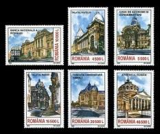 Romania 2003 Mih. 5716/21 Palaces In Bucharest MNH ** - 1948-.... Repubbliche