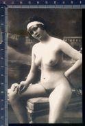 345/237 CPA CARTOLINA POSTALE WOMAN NUS FEMME D'EPOQUE EROTIC DONNA NUDA EROTICA SEX PRIMI 900 RIPRODUZIONE DA ORIGINALE - Beauté Féminine D'autrefois < 1920