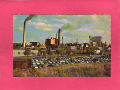 CANADA BATHURST, Paper Mill Company (Papeterie), (UNIC) - Nouveau-Brunswick