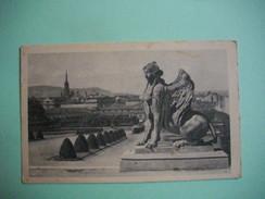WIEN  -  VIENNE  -  Blick Vom Schlob Belvedère  -  Palais Du Belvedere  -  AUTRICHE - Belvedere