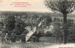 D82  SAINT NICOLAS DE LA GRAVE  Le Pont De Coudol ............ - Saint Nicolas De La Grave