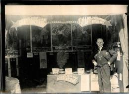 PHOTO STAND GUANO DE POISSONS FRANCAIS ANGIBAUD  SUPERGUANO FORMAT 12 X 9 CM - Lieux