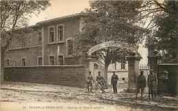 THIONVILLE BASSE YUTZ  CASERNE DU GENERAL LECOMTE - Thionville