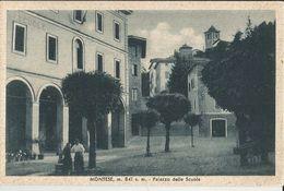 MONTESE (MODENA) PALAZZO DELLE SCUOLE  -FP - Modena
