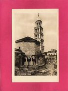 CROATIE, SPLIT Stolma Crkva (Eglise De Split), 1924 - Croatie