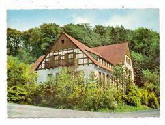 4788 WARSTEIN, Waldhotel Tropfsteinhöhle, 1965 - Warstein