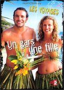 DVD - UN GARS, UNE FILLE - Les Voyages - TV Shows & Series
