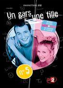DVD - UN GARS, UNE FILLE - Volume 5 - TV Shows & Series