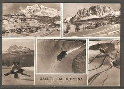 Carte Postale De Cortina - Italia