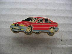 Pin's Arthus Bertrand, BMW De Couleur Rouge - BMW