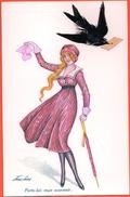 Sager - Illustrateur - 101 - Hirondelles - Plumes - Sager, Xavier