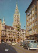 GERMANY - Munchen - Rathaus - Automotive - Muenchen