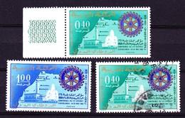 Marokko 1968, Rotary Club, Satz - Marokko (1956-...)