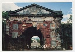INDONESIA - AK300430 Ambon - The Victoria Fortress - Indonesia