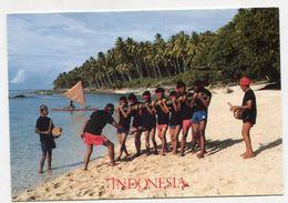 INDONESIA - AK300431 Ambon - Crazy Bamboo Dance - Indonesia