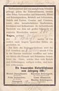 AK Reservisten - Ende Der Dienstzeit - Humor - Jahrgang 1905 (29955) - Humor