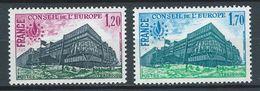 FRANCE 1978 . Service N°s 58 Et 59 . Neufs ** (MNH) - Officials