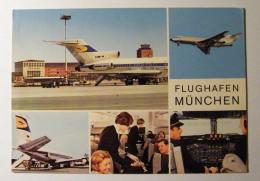 Kt 789 / Flughafen München - Vliegvelden