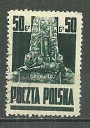 POLAND Oblitéré 432 Aigle - 1944-.... Repubblica