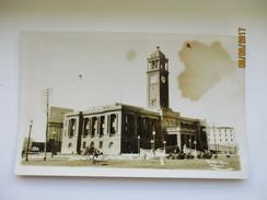 AUSTRALIA   TOWN HALL NEWCASTLE  NSW  , Old Postcard  , 0 - Newcastle