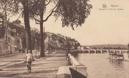 NAMUR / KURSAAL ET LE PONT DE JAMBES - Namur