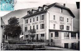 Cpsm(74)--mont-saxonnex -- Alt.1000m   Hotel Beau-site - France