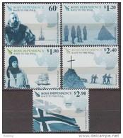 Antarctic.Ross Depency.2011.Race To The Pole.MNH.22231 - Ross Dependency (Nieuw-Zeeland)