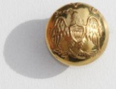 Boton Cuerpo De Voluntarios De Alabama. Estados Confederados De América. El Sur. Guerra De Secesion. 1861-1865. Réplica - Botones