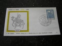 BELG.1960 1121 FDC Liege :  Journée Du Timbre 1960 Dag V/d Postzegel - FDC